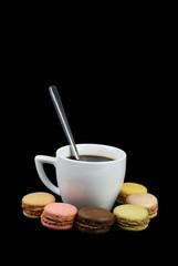 tasse da café et douceurs