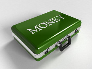 suitcase of money (Money Case)