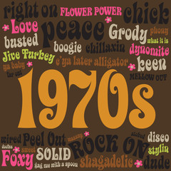 1970s phrases and slangs
