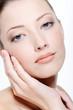 clean fresh skin