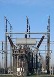 High voltage transformer poster