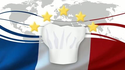 Chef Francia: 5 stelle + 4 stelle + 3 stelle