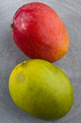 Duet of Mangoes