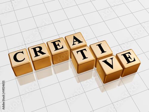poster of golden creative