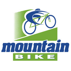 logo mountain bike