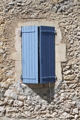 Labastide de Virac - Fenster