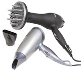 Hairdryer. Clipping path. poster