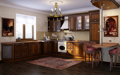 Classic_Kitchen