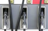 Gasoline Pumps poster