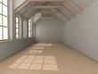 emty interior
