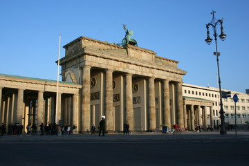 Brandenburger Tor / Gate