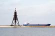 Barke und Schiff