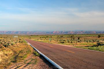 Highway 89, USA..