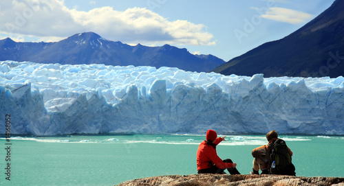 Foto op Aluminium Gletsjers Perito Moreno Glacier, Argentina