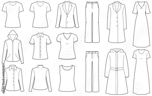 Women's clothes - 14169489