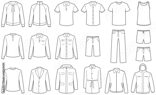 Men's clothes