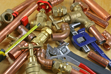 plumbers fittings