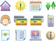 Website Icons Set (Vector)