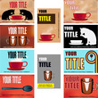 Cafe Business Card Templates