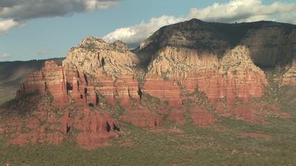 Establishing Shot of Sedona, Arizona