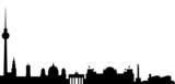 Fototapety Berliner Panorama