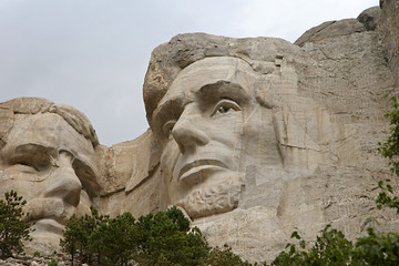 MOUNT RUSHMORE,SD_USA