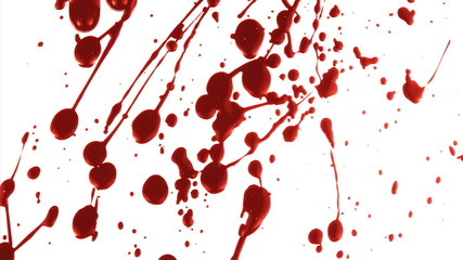 Blood Splatter 2