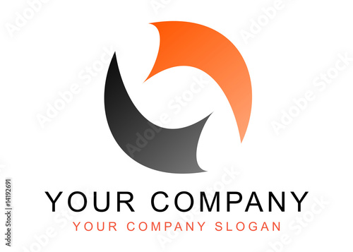 Company Logo 0014 - Orange
