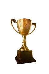 Trophy, cut out