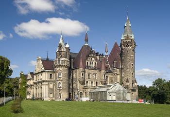 Moszna palace