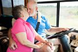RV Seniors - Driving Distractions poster