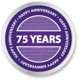 Anniversary - 75 Years poster