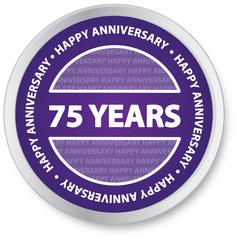 Anniversary - 75 Years