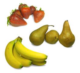 3 Types of Fruit Isolation