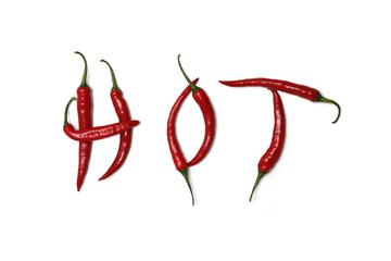 Chilis spelling hot