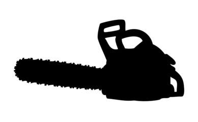 Tronçonneuse - Chain saw