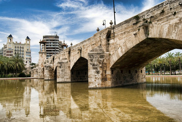 El puente del Mar