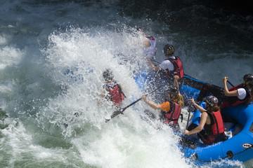 Banja Luka, Republika Srpska, Bosnia - May 18: World Rafting Cha