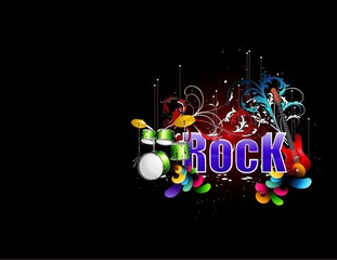 rock word composition