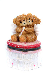 Romantic Teddy Box