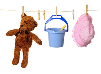 Childs Washing Line
