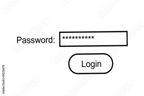 poster of Internet password