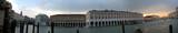 Tramonto veneziano panoramico poster