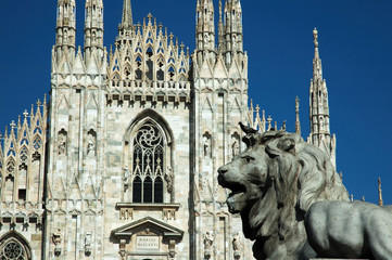 Duomo di Milano, architettura gotica