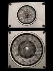 hi-fi audio speakers