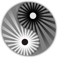 Yin & Yang Retro