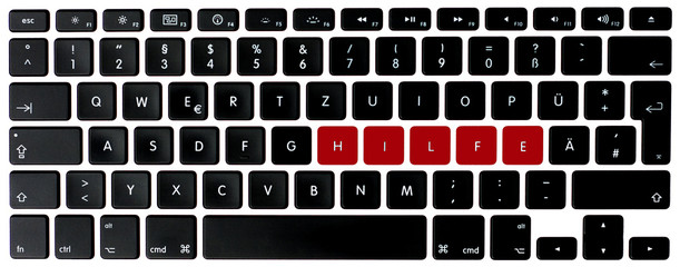 Special Keyboard Spezial Tastatur Hilfe