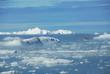 Polarmeer vor Eisfjord - Grönland - Morgenstimmung
