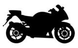Fototapety Moto de Course - Racing Motorbike