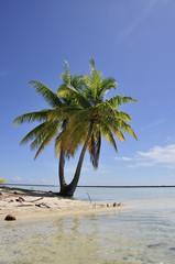 Bora Bora kleine Lagune